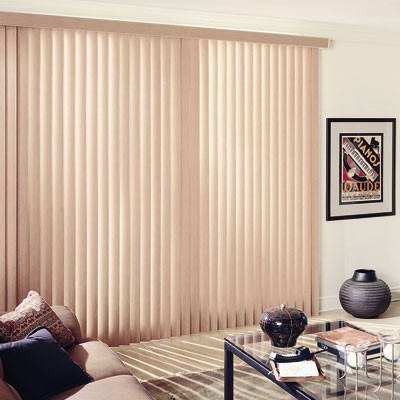 how to clean fabric vertical blinds at home