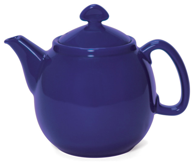 Chantal small classic teapot cobalt blue 75 qt contemporary teapots by dasalla 39 s - Chantal teapots ...