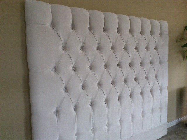 upholstered bedheads