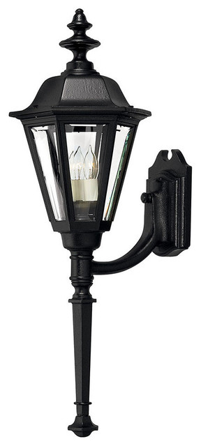 Manor House Large Outdoor Wall Sconce Traditional Outdoor Wall Lights And