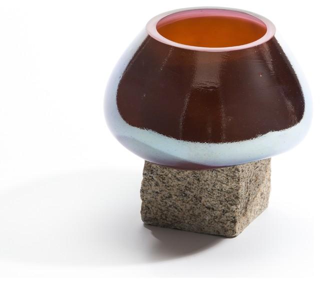 pa v 68 contemporain vase other metro par r2glass. Black Bedroom Furniture Sets. Home Design Ideas