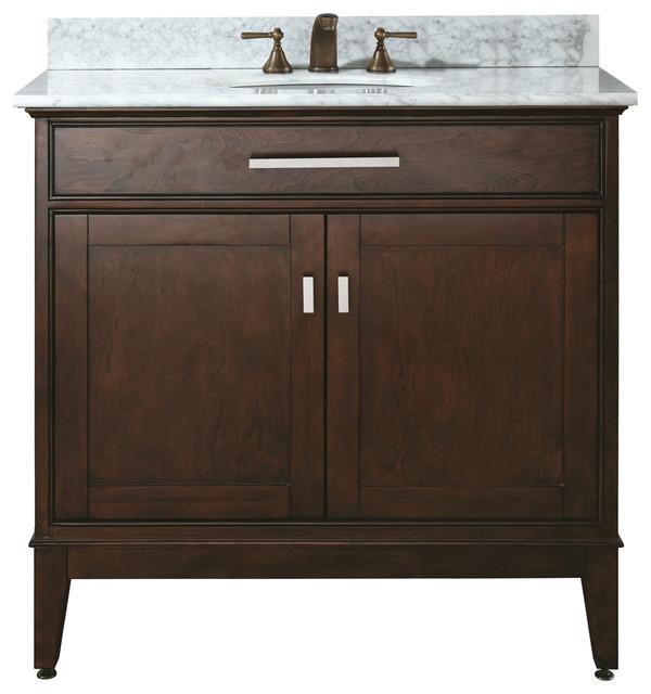 Carrera Marble Bathroom Vanities With Tops