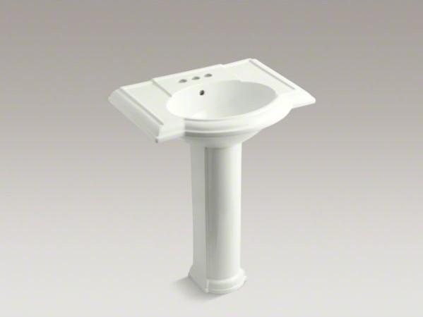 Lavabos Para Baño Kohler: faucet holes – Contemporáneo – Lavabos para el baño – de Kohler