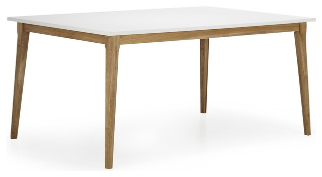 Table a manger scandinave for Table scandinave a rallonge