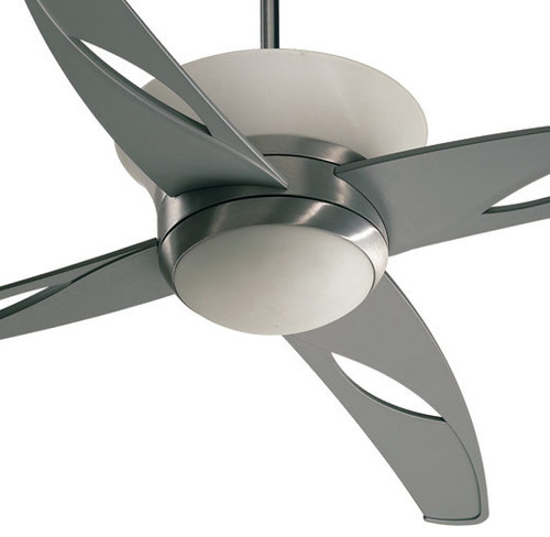 Astra Ceiling Fan : Quot astra blade ceiling fan with wall control modern