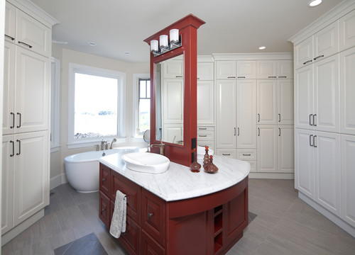 Do i need to put curtains in my bathroom for Need to remodel my bathroom