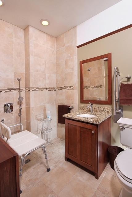 Universal design bathroom - Universal design bathrooms ...