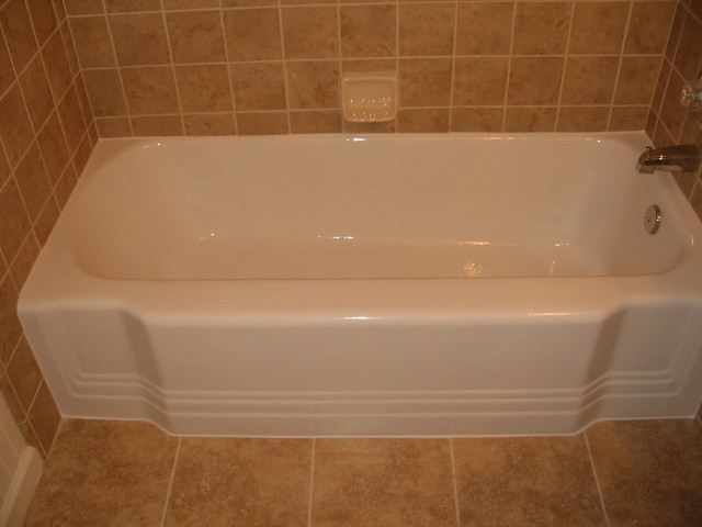 Bathtub tile refinishing traditional bathtubs san for J b bathrooms wimborne