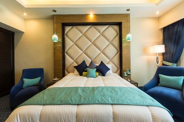 Armada hotel sheikh zayed road dubai contemporary for Bedroom designs dubai