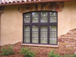 Bronze Clad Windows And Doors Traditional Windows