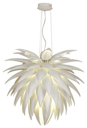 Possini euro design icicle leaf chandelier lamps plus for Possini lighting website