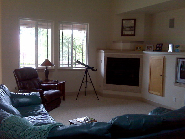 Pristine drive home traditional living room other for Pristine garden rooms