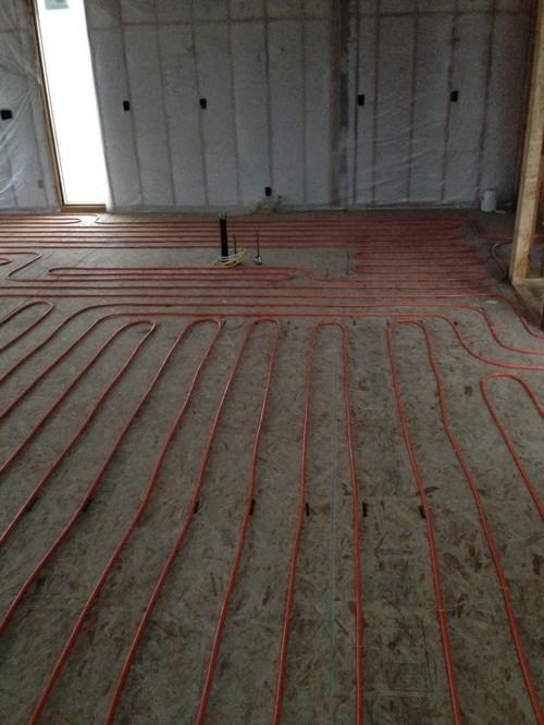 Wood Floor Installation Subfloor Over Concrete