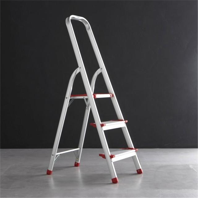 Polder 3 Step Ladder Modern Step Ladders And Stools