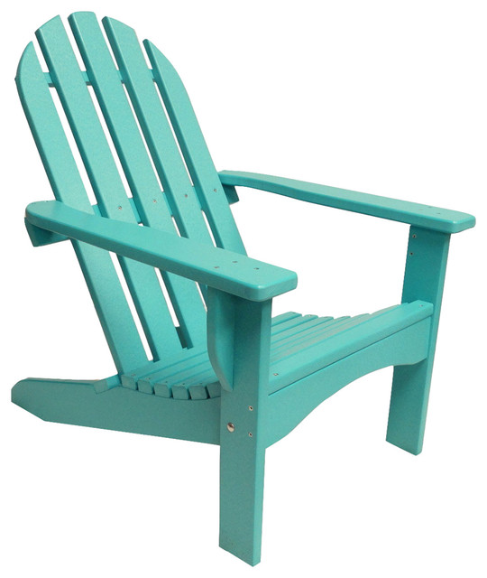 Poly Adirondack Chair Casual Design Aruba Contemporary Adirondack Chairs