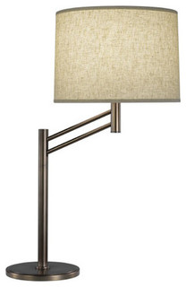 robert abbey table lamps other metro by burke decor