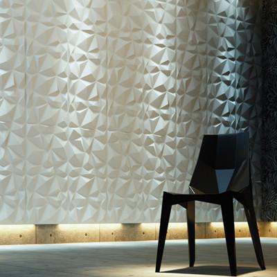 Diamond new designes for 3d wall decor panels modern - Wall wallpaper wall panel ...