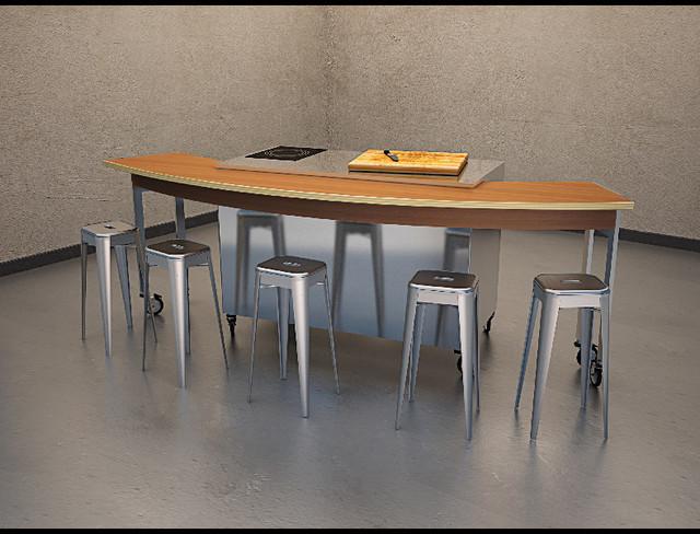 Buffet Isole Carrelli Cucina ~ Idee Creative di Interni e Mobili