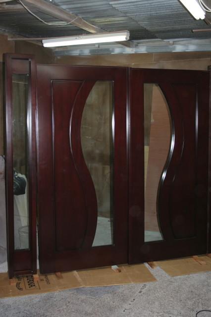 CONTEMPORARY HOME Modern Front Doors Miami By Mahogany De Honduras
