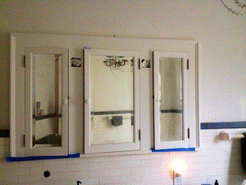 Narrow Wall Sconces For Bathroom : Today s Challenge: Narrow Bathroom Sconce. Really Narrow!