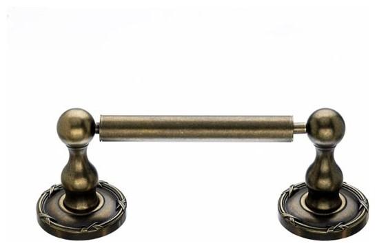 Bath tissue holder german bronze ribbon back plate for German made bathroom accessories