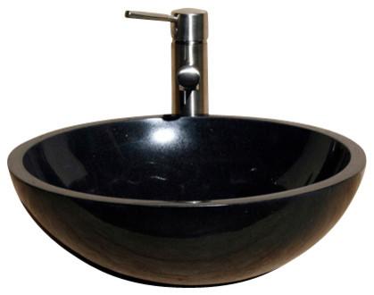 Traditional Bathroom Sink : ... Polished Vessel Sink - Traditional - Bathroom Sinks - by Powerhouse