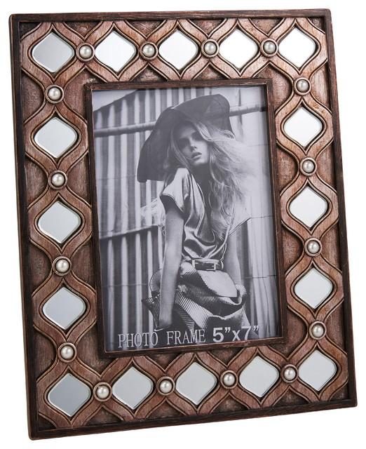 Arabesque Mirror Picture Frame