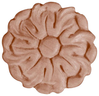 "3247 Wood Applique 1-5/8"" Diameter - Transitional - Onlays And Appliques - by Superior Moulding ..."