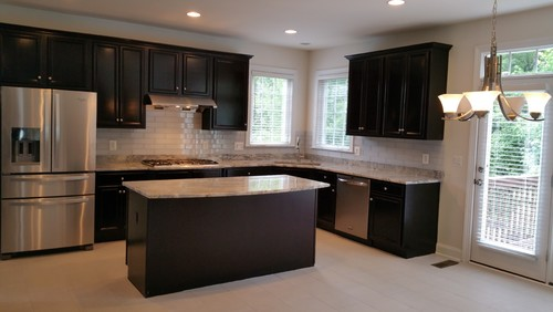 Kitchen Kabinets And Backsplash Design Lorton Va