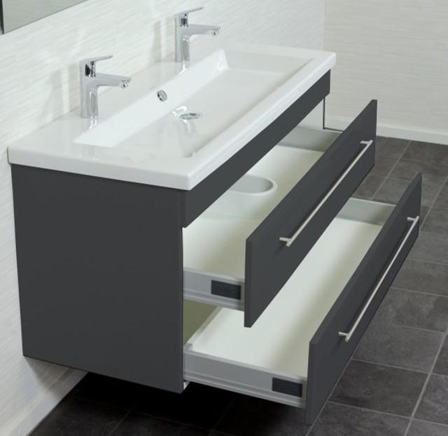 waschtisch waschbecken anthrazit. Black Bedroom Furniture Sets. Home Design Ideas