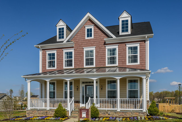 Exterior Addison By K Hovnanian