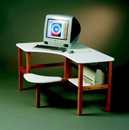 Grade School Kids puter Desk Contemporary Kids