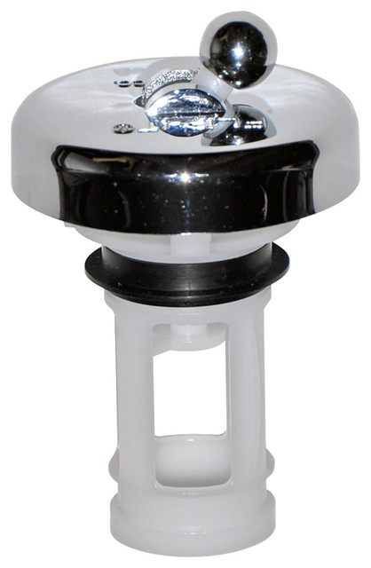Mobile Home Rv Sink Stopper In Chrome Contemporary Bathroom Sink And Faucet Parts By Danco