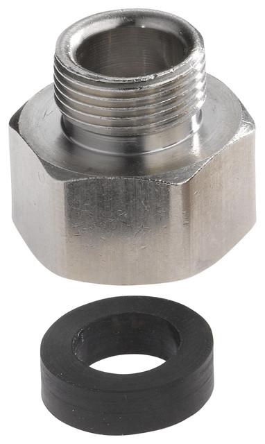 Delta 1 2 slip joint adapter rp63265 modern - Delta contemporary bathroom faucets ...