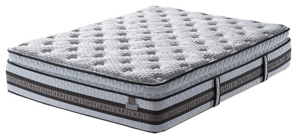 "Serta iSeries ""Bartel"" Pillowtop Mattress Cal King"