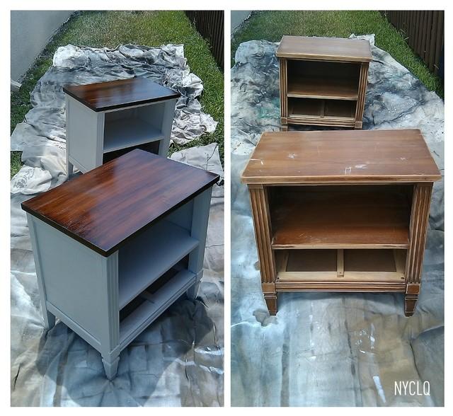 Thrift Store Furniture Makeover Dresser