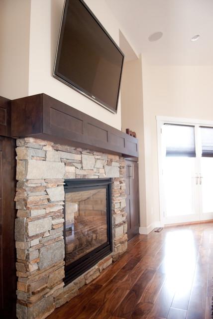 Fireplaces Traditional Minneapolis By Jordahl Custom