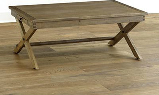 Campaign Coffee Table Modern Coffee Tables By Cost Plus World Market