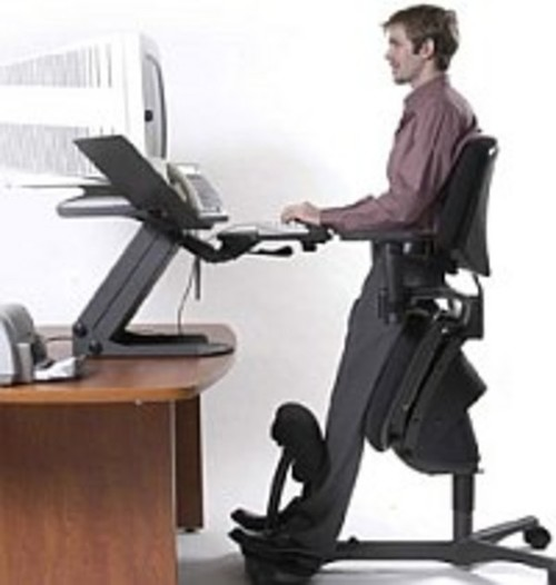 Are stand up desks the new trend for Best chair for standing desk