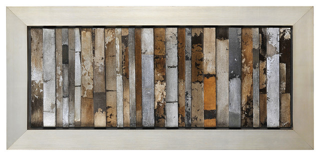 Urban Abstract Wall Art Rustic Fine Prints By Renwil