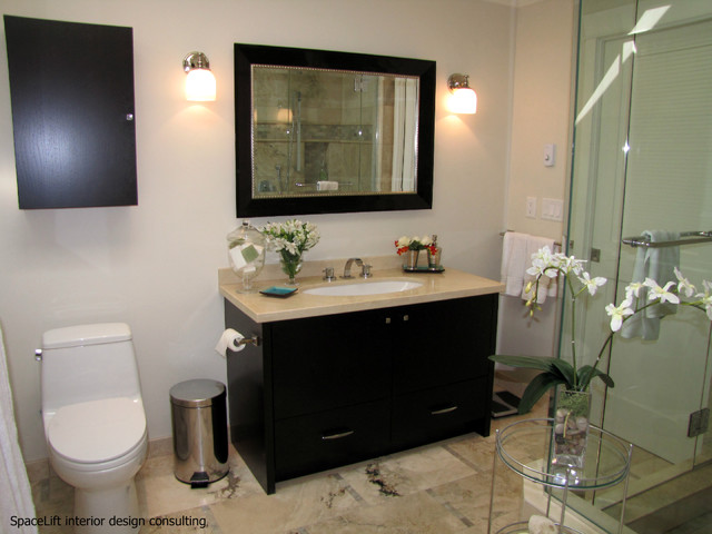 Spies residence traditional bathroom vancouver by for Bathroom design consultant