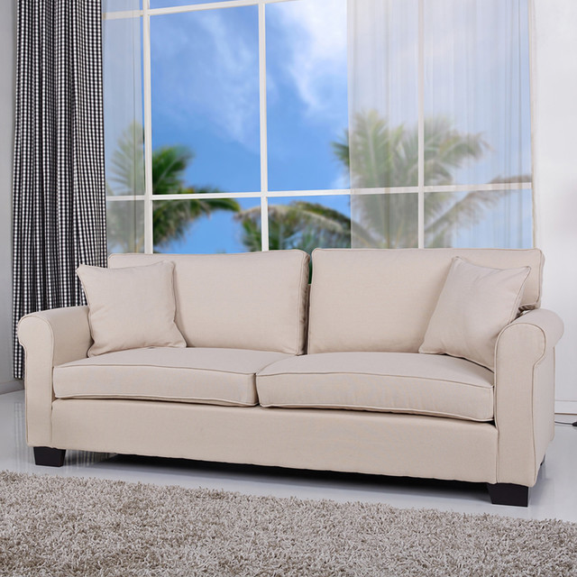 gold sparrow pittsburgh beige sofa contemporary sofas