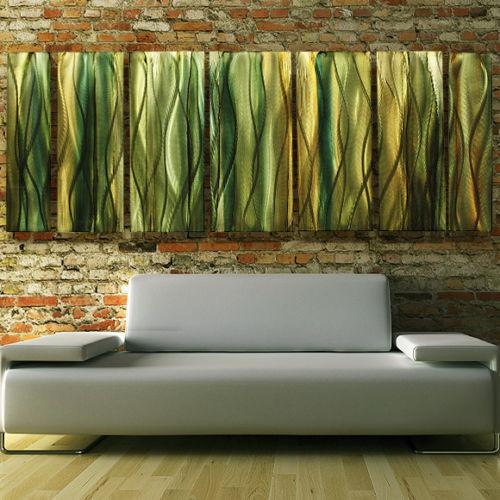 Organic Art: Nature Inspired Fine Metal Art And Wall Decor