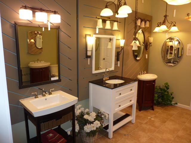 Medina showroom for Bathroom showroom cleveland ohio