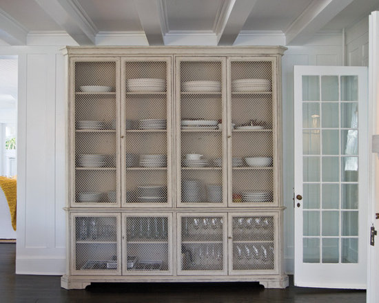Mesh Cabinet Doors Home Design Ideas, Pictures, Remodel and Decor