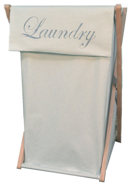 Lullaby hamper modern laundry baskets by rosenberry rooms