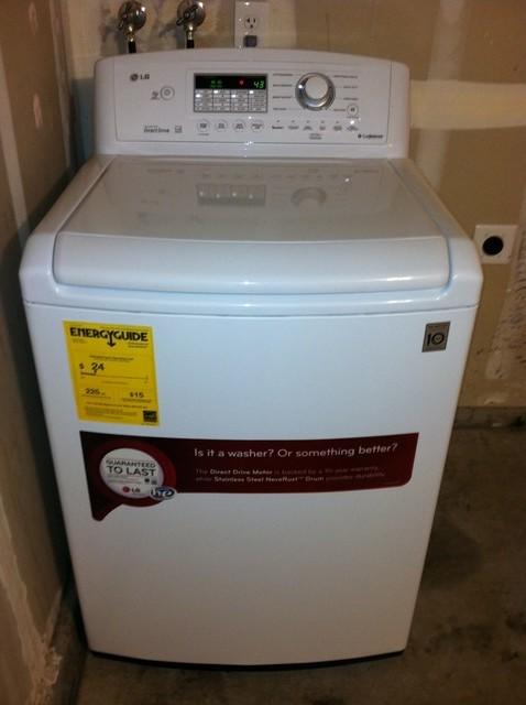 lg washer machine recall