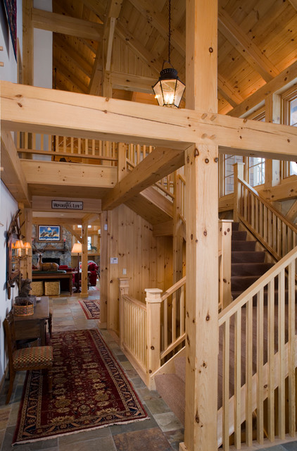 Woodhouse Project Traditional Staircase Milwaukee