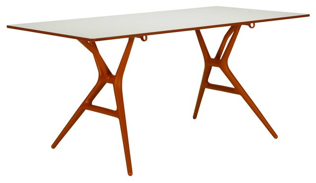 Kartell Spoon Table Folding Office