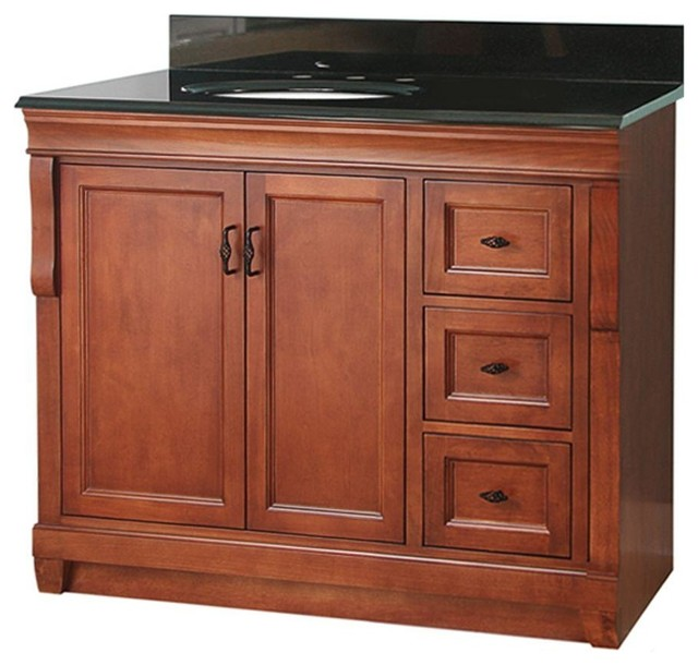 Foremost bathroom naples 37 in w x 22 in d vanity in for Bathroom cabinets naples fl